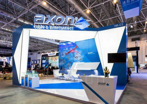 亿讯-Airshow China 2018