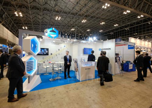 Hyperion Grinding Technology Japan 2019