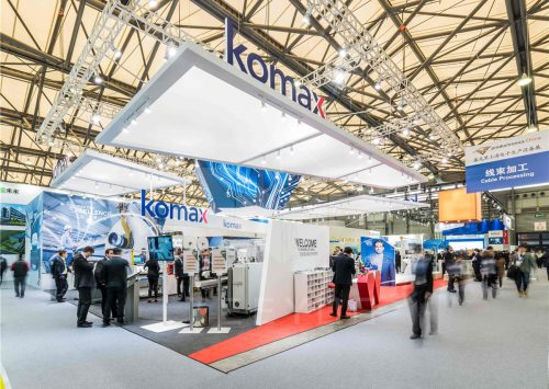 Komax-productronica China 2019